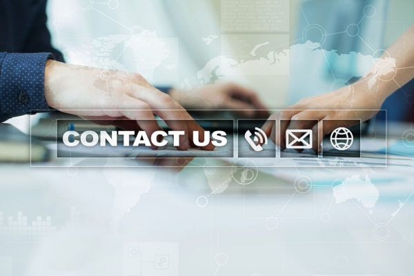 Contact us for service